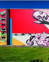Mural Escuta - USP