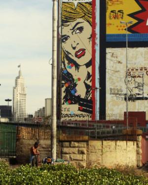 Mural Luz - BR