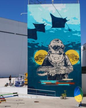 Mural Sabina