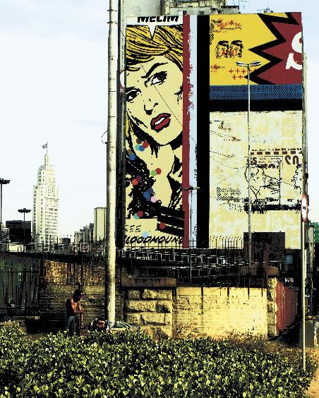 Poster Mural